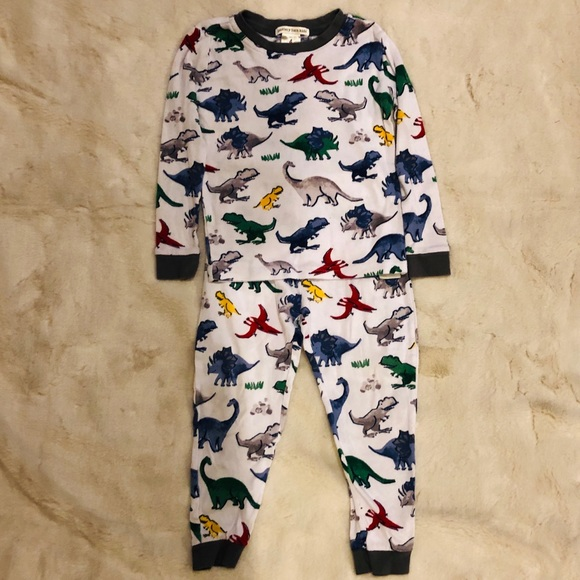 Pottery Barn Kids Other - Pottery Barn Kids Dinosaur PJs